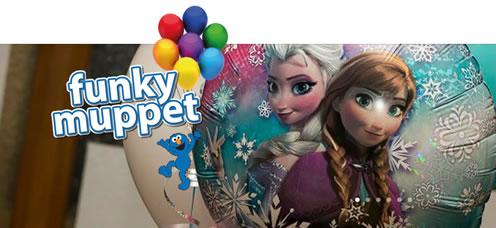 Funky Muppet