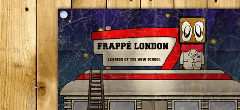 TrainStorm Portfolio - Frappe London - branding, web and design
