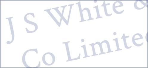 TrainStorm Media Portfolio - JS White & Co Ltd - website design and development